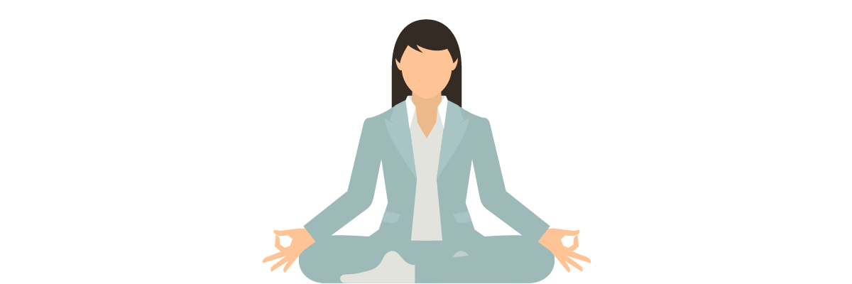how to stop stuttering: meditate