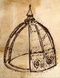 Sketch of the Duomo