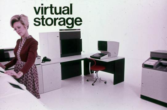 presentation slide - virtual storage