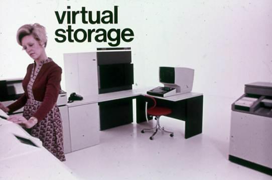 presentation slide - virtual storage