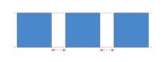 spacing charts