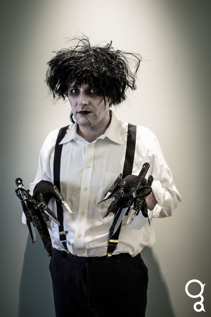 jack edward scissorhands halloween
