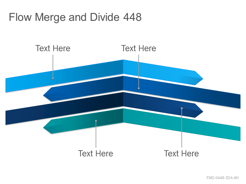 Flow Merge and Divide 448
