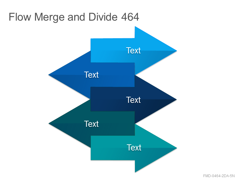 Flow Merge and Divide 464