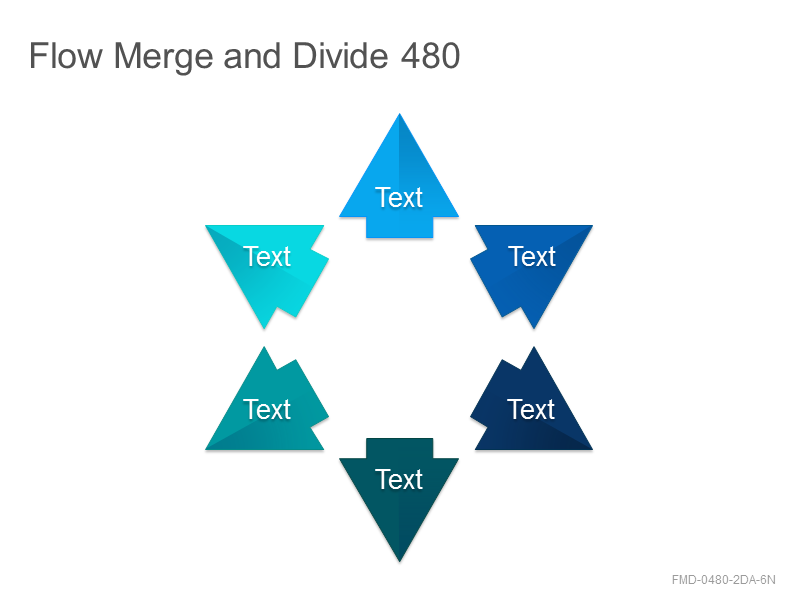 Flow Merge and Divide 480