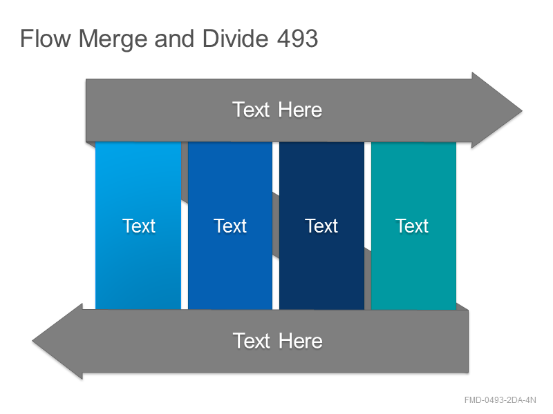 Flow Merge and Divide 493
