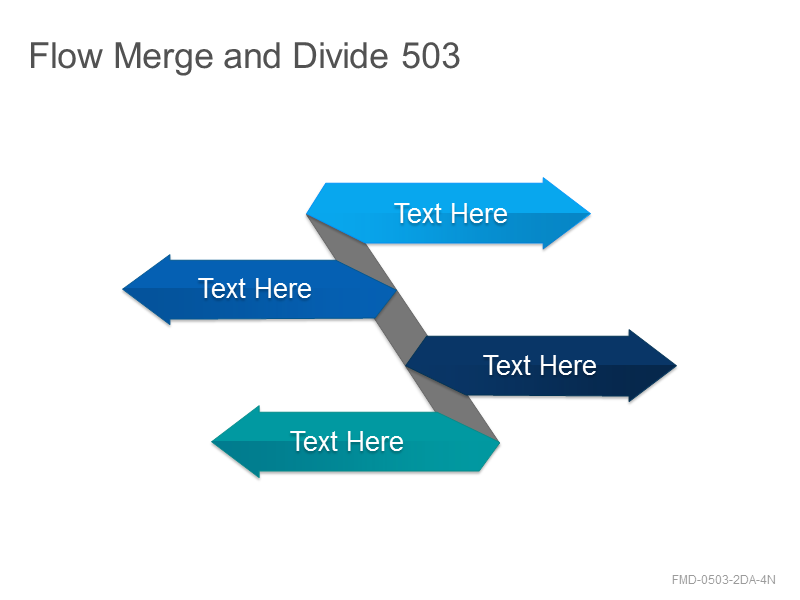 Flow Merge and Divide 503