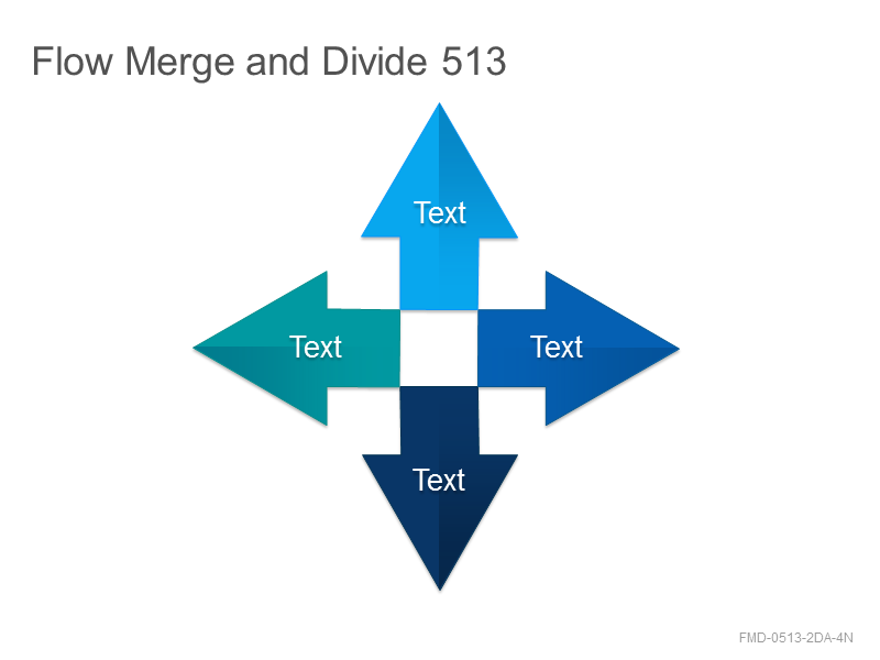 Flow Merge and Divide 513