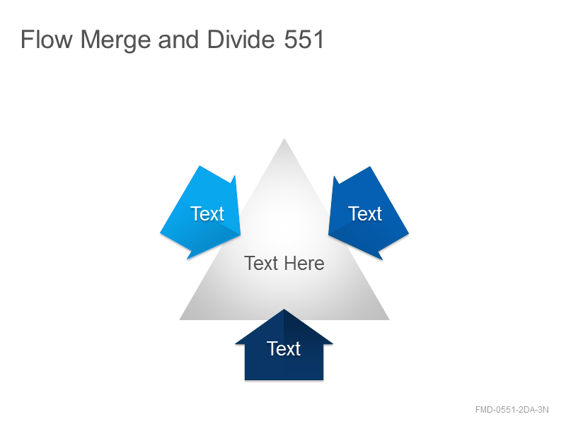 Flow Merge and Divide 551