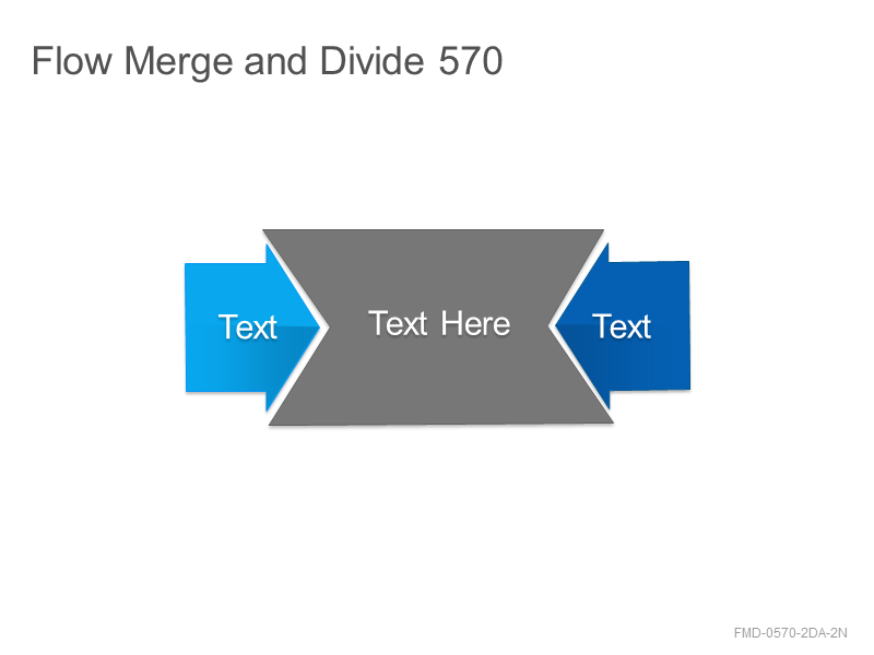 Flow Merge and Divide 570