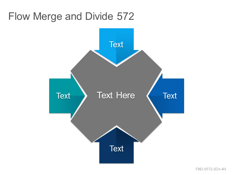 Flow Merge and Divide 572