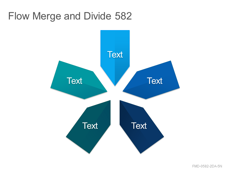 Flow Merge and Divide 582
