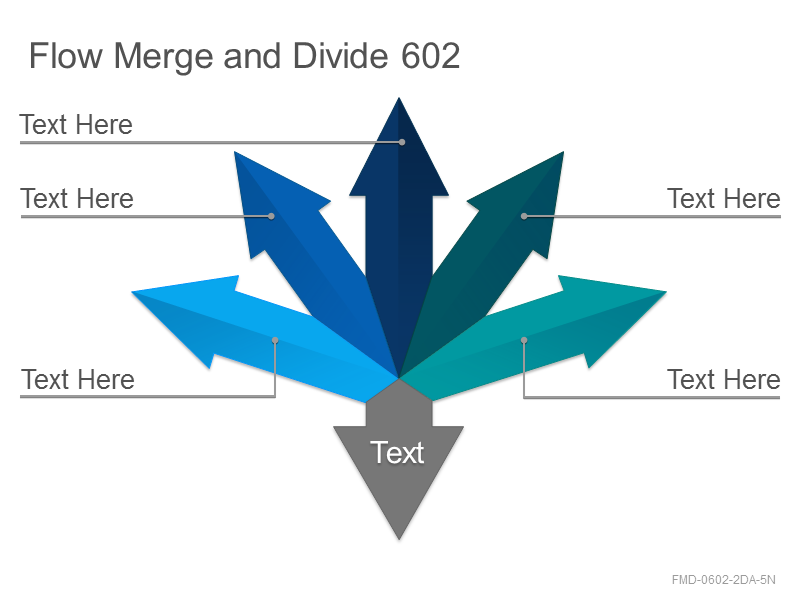 Flow Merge and Divide 602