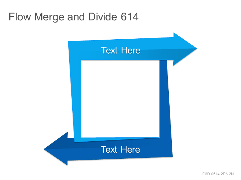 Flow Merge and Divide 614