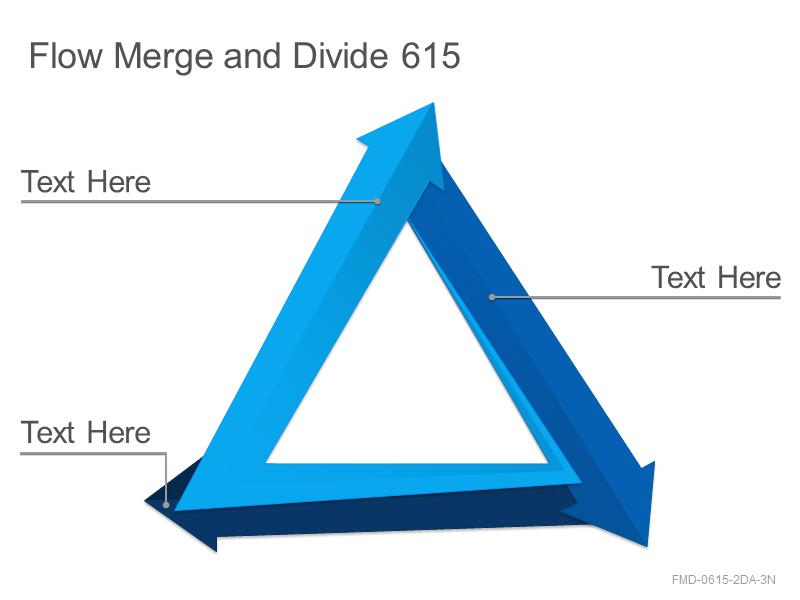 Flow Merge and Divide 615