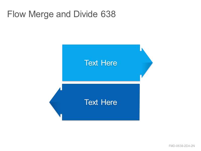 Flow Merge and Divide 638