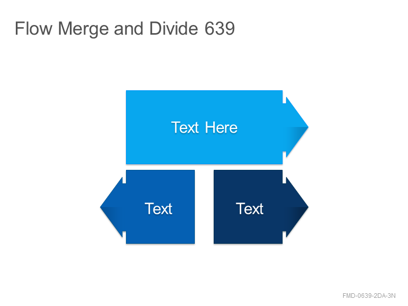 Flow Merge and Divide 639