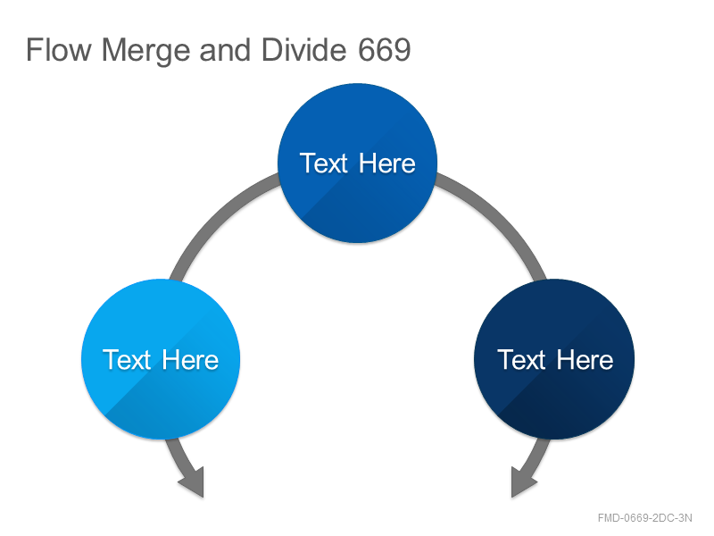 Flow Merge and Divide 669
