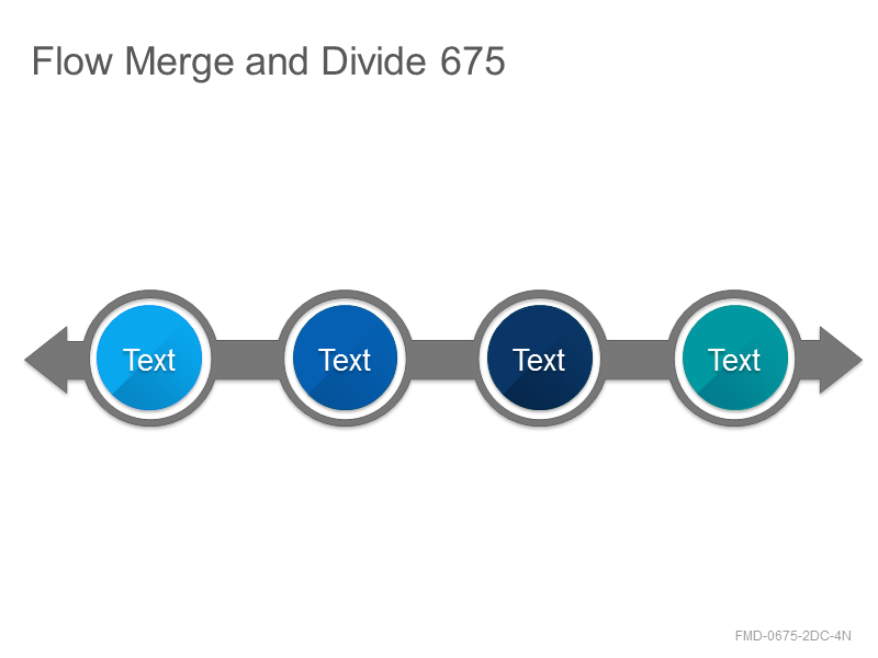 Flow Merge and Divide 675