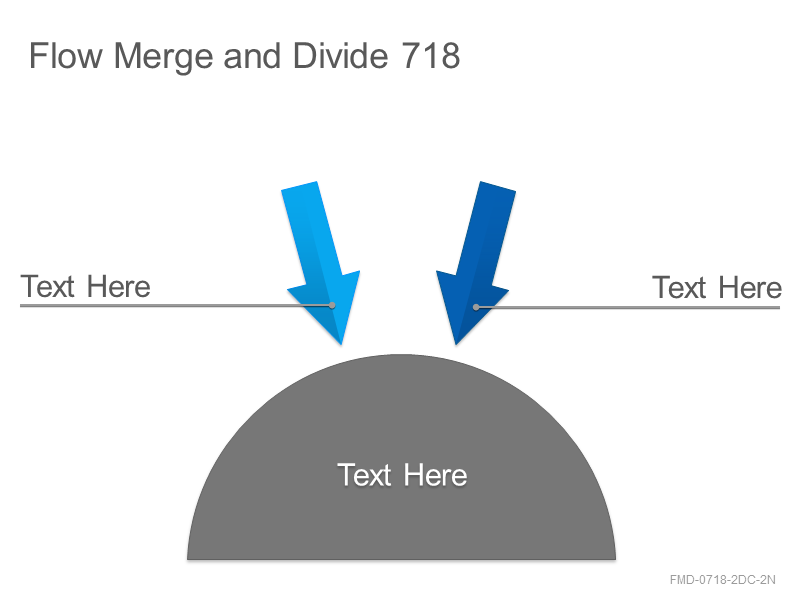 Flow Merge and Divide 718