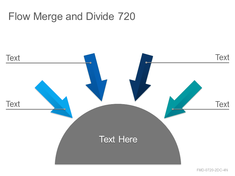 Flow Merge and Divide 720