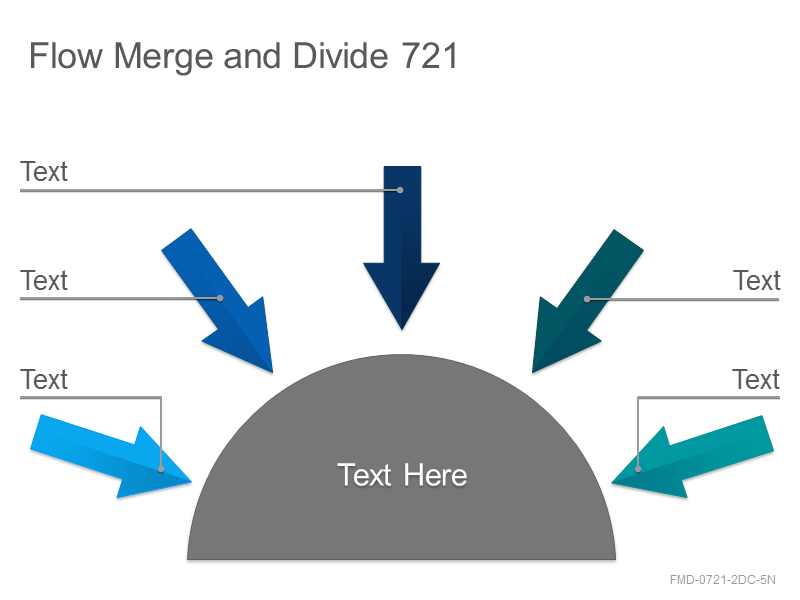 Flow Merge and Divide 721