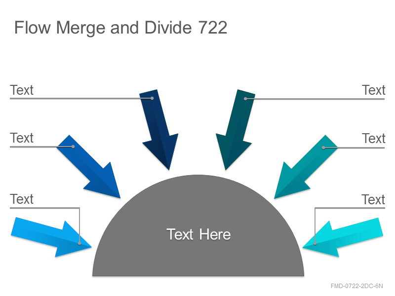 Flow Merge and Divide 722