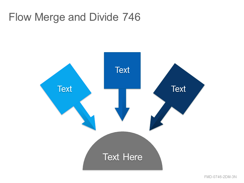 Flow Merge and Divide 746