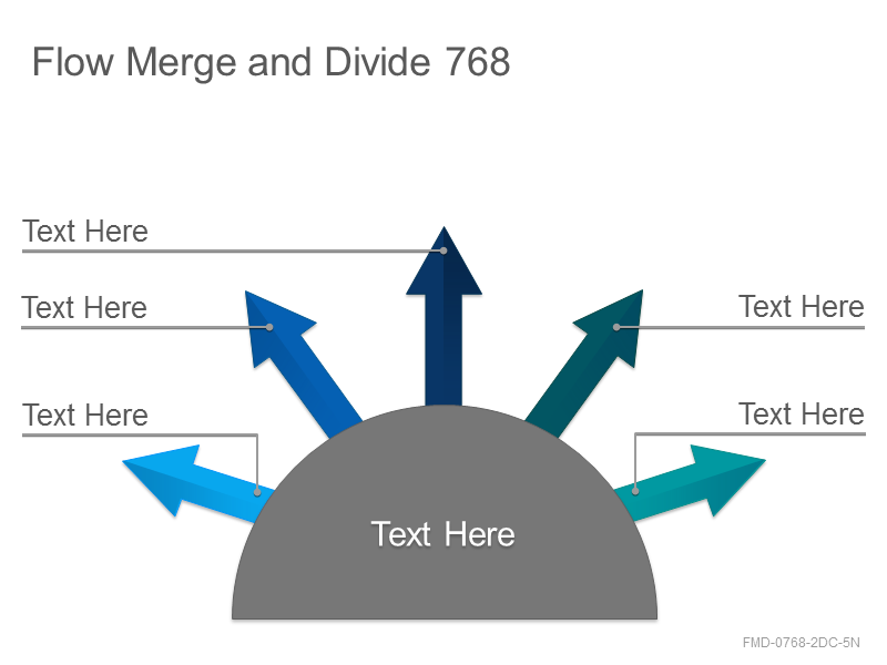 Flow Merge and Divide 768