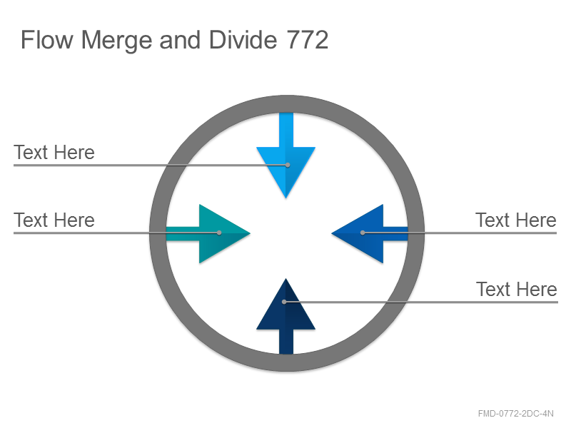 Flow Merge and Divide 772