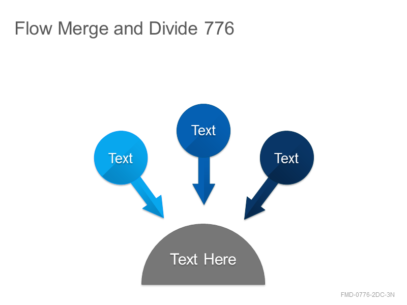 Flow Merge and Divide 776