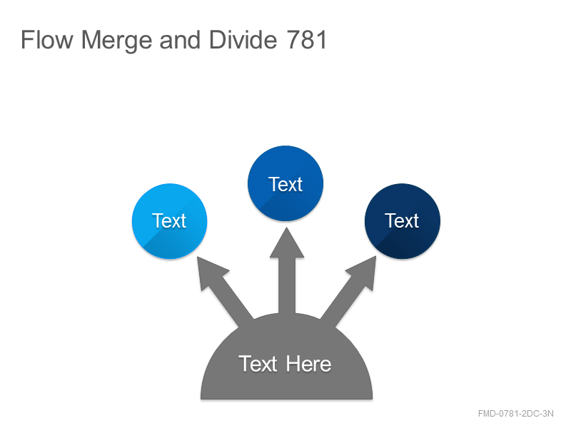 Flow Merge and Divide 781