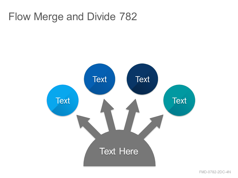 Flow Merge and Divide 782