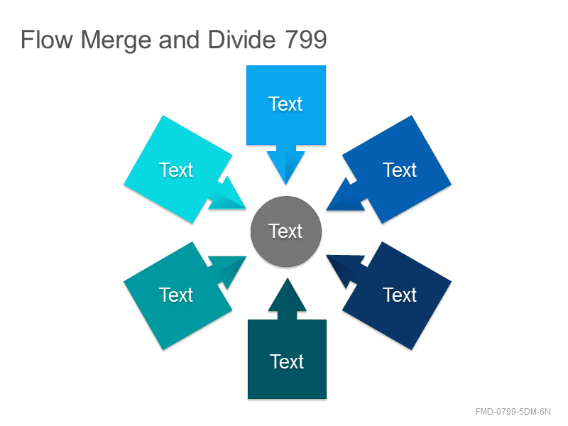 Flow Merge and Divide 799