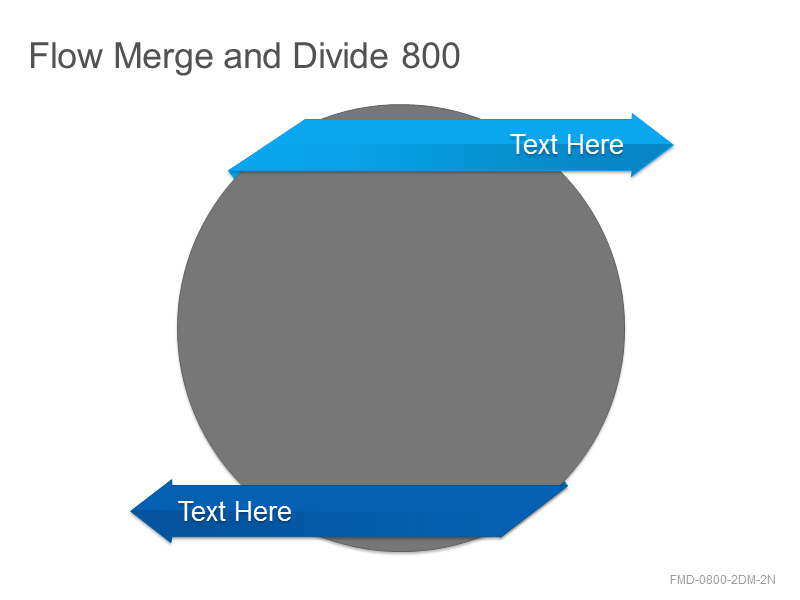 Flow Merge and Divide 800
