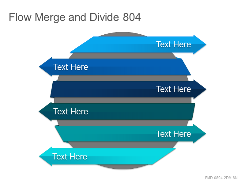 Flow Merge and Divide 804