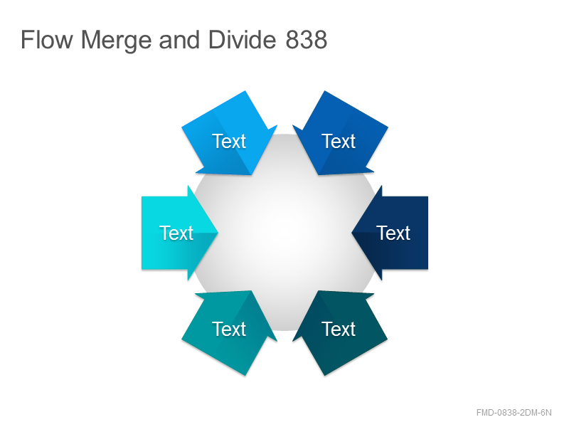 Flow Merge and Divide 838