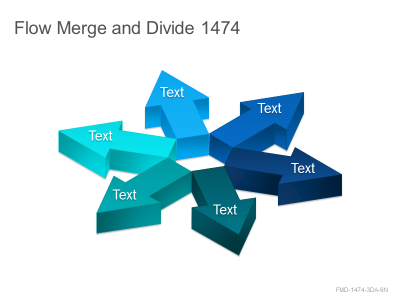 Flow Merge and Divide 1474