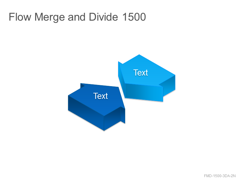 Flow Merge and Divide 1500