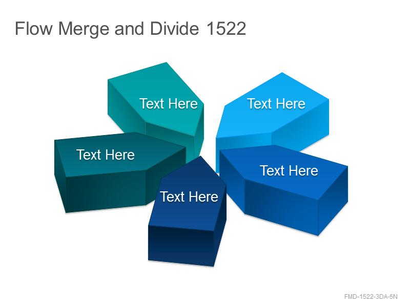 Flow Merge and Divide 1522