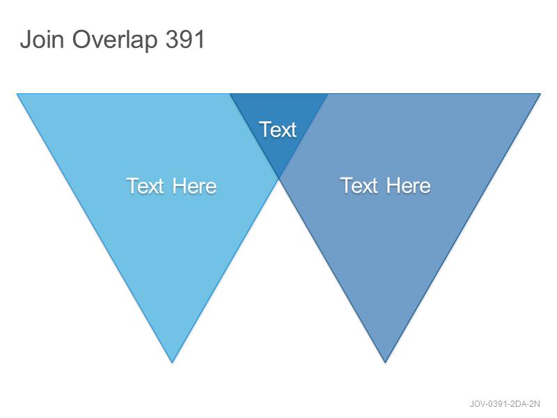 Join Overlap 391