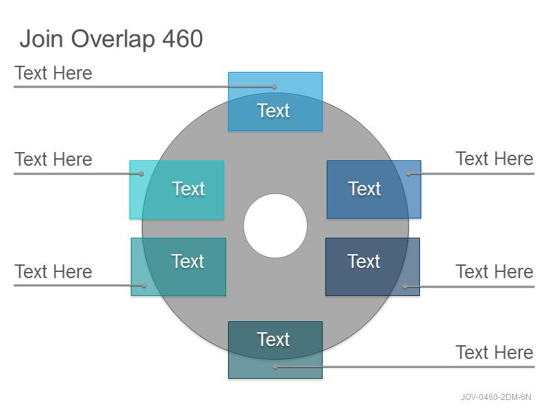 Join Overlap 460