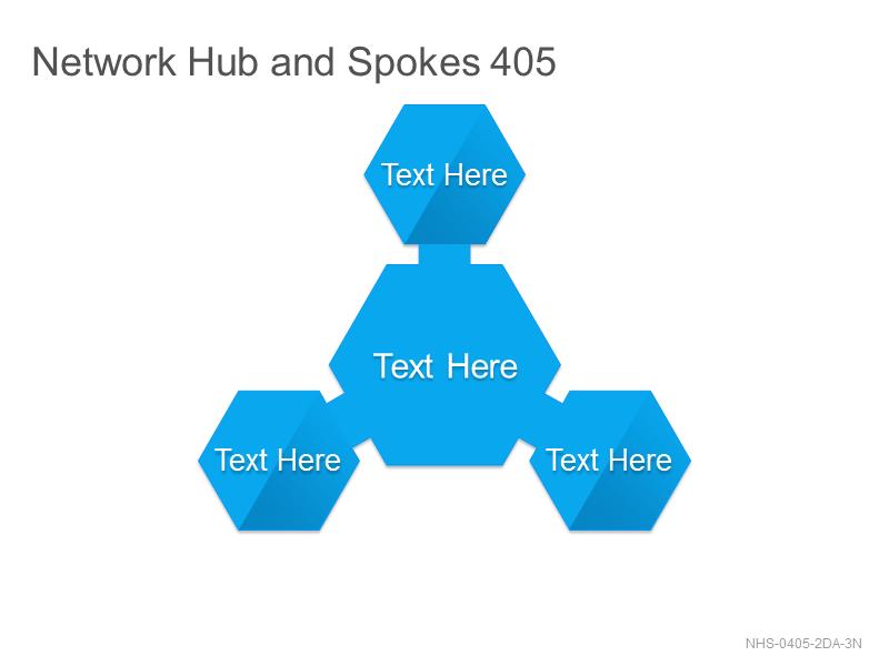 Network Hub & Spokes 405