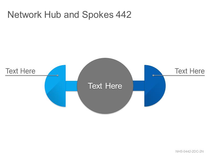 Network Hub & Spokes 442