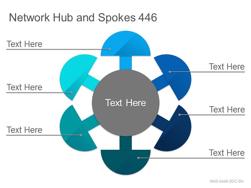Network Hub & Spokes 446