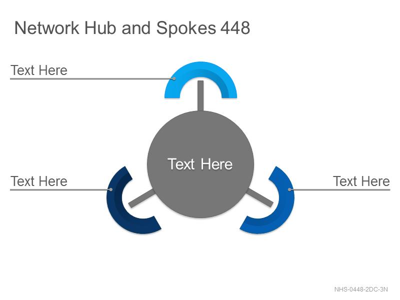 Network Hub & Spokes 448