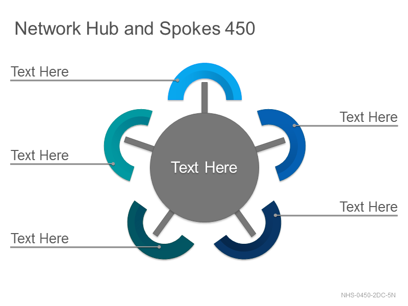 Network Hub & Spokes 450