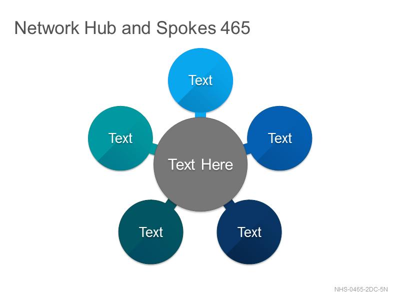 Network Hub & Spokes 465