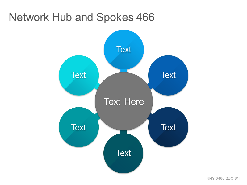 Network Hub & Spokes 466