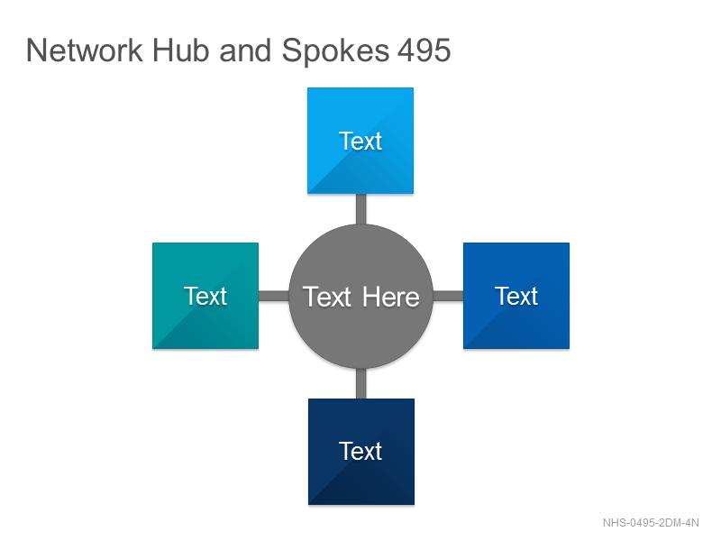 Network Hub & Spokes 495
